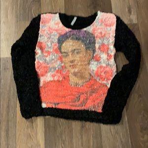 Sweater Frida Kahlo
